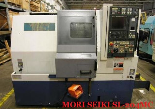Mori Seiki SL-204MC