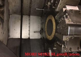 Mori Seiki SL400B/2000