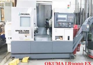 Okuma LB3000 EX-MYC 4