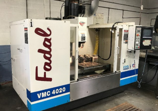 Fadal 4020 CNC Vertical Machining Center