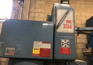 "Lagun LAGUNMATIC VMC-3516  Dynapath Delta 40 CNC Control, 24""x16""x20"", CAT40"