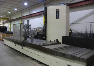 ARUS TPTCGD512 2 SPINDLE CNC GUN DRILL