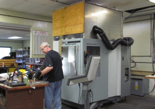 "DECKEL MAHO DMU-50 5-AXIS Universal Milling Machine, New 2006 19.6"" x 17.7"" x 15.7"", 10K RPM, CT40, 16 Tools, MillplusIT Ctrl, Rotary Encoders, Probe"