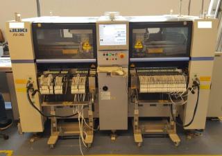 Juki FX-3RL, KE1080L, KE2080L Turn-key SMT Line