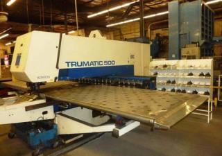 Trumpf Trumatic 500
