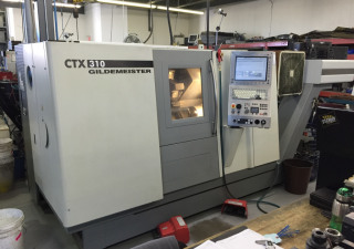 Gildemeister CTX 310