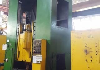 Trimming press Zdas LU 630 ton