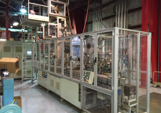 Fres-Co Coffee Bag/Pouch Filling & Packaging Line