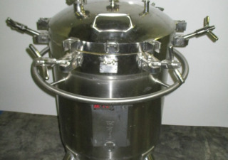 Stainless Steel Single Jacket 110Litres Bio Inox B