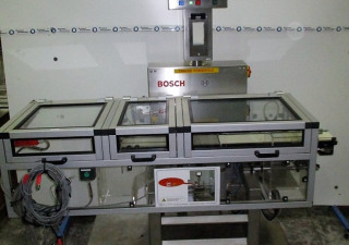 Check Weigher Bosch Kwe 4000  blister line