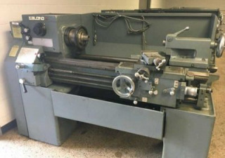 "Used 5"" X 30"" Leblond Regal Servo Shift Engine Lathe 