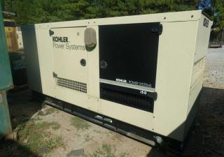 150 Kw Kohler Natural Gas Generator