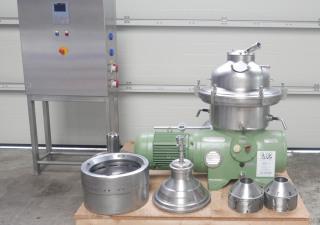 Separator WESTFALIA Type SA 20-06-07C