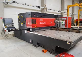 Cnc Laser Cutting Amada Lc-2415 Aiv Nt, 2.5 Kw