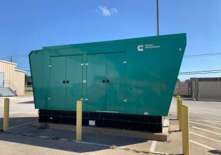 750 Kw Cummins Diesel Generator
