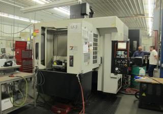 Mazak Variaxix 500-5X 5 - Axis Vertical Machining Center - New 2005