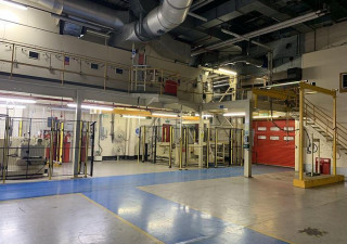 SPOONER Double Sided Coater