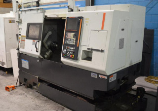 Mazak Quick Turn Nexus 200Mscnc Turning Center With Sub-Spindle & Milling year : 2004