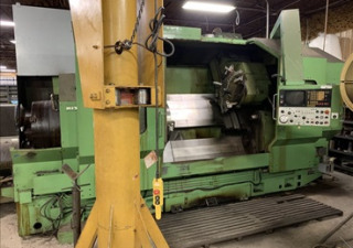Hitachi Seiki 7Nf-1100 Cnc Turning Center