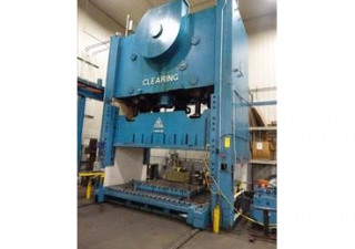 Clearing F-4500-148 Straight Side Double Crank Press