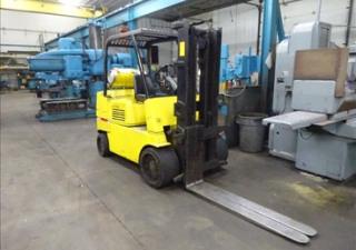 Hyster S100E 10,000 Lb. Lp Forklift
