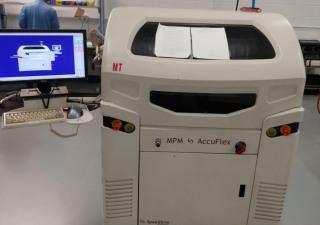 Speedline Mpm Accuflex Screen Printer