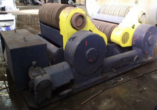 Bode  2000 SAR Welding Rotators
