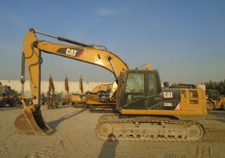Caterpillar 320D 2L