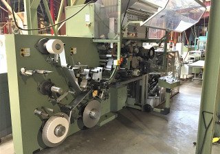Ima C2000 Tea Bag Filling & Packaging Line
