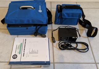 Interscan Corporation GF1900 Sulfuryl Fluoride Analyzer, Vikane Monitor, Fumiscope