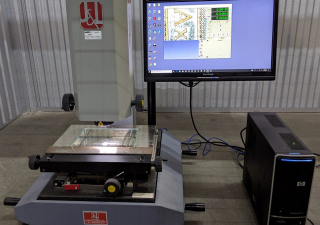 J&L Metrology VM-300 Video Measuring System
