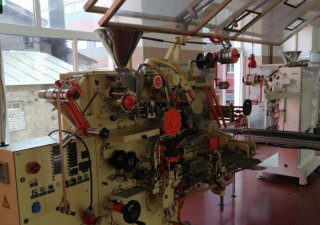 Used H&S Tee-Gesellschaft Model Pt-25B For Packaging Tea Into Sachets