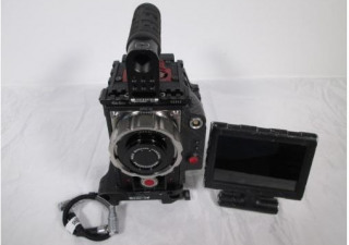 RED EPIC Digital Carbon Fiber Camera w/ Dragon