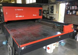 Cnc Laser Cutting Amada Lc-2415 Aii, 2 Kw
