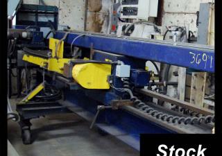 "Loopco Dedimpler Machine For Sale - 2"" Od X 10' Max Tube Length - Ohio"
