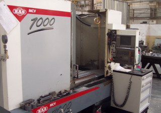 Cnc Center Mas Mcv 1000