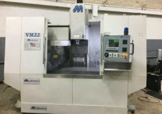 Used Vertical Machining Center | Milltronics Vm22 Cnc Machining Center