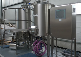 Brew House with 5 hl Volume  Eurolux Brew House with 5 hl Volume