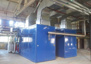 (2) 400 Kw 380 Volts 50 Hz Biogas Generator Sets