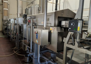 Tortilla Chip Line, Capacity 340 Kg/Hour, Heat And Control