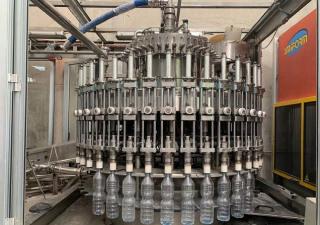 15,000 Bottles / Hour Filling Line For 0.35, 1.5 And 6 Litre Formats