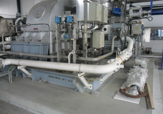 Thermodyn (France) Steam Turbine