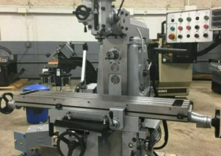 Used Milling Machine | Sharp #Vh-25 Heavy Duty Mill Milling Machine