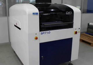 2014 Speedprint Sp710 Avi Screen Printer