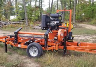 Wood-Mizer LT50