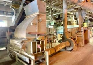 400 Hp Schutte Buffalo Hammermill