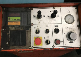 "Used Daito Fully Automatic Horizontal Bandsaw, Model Ga410W, 16.25"""