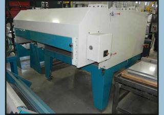 Used Awt Super Turbo E, Electric Modular Textile Dryer, Model Ste 48 11, 2012