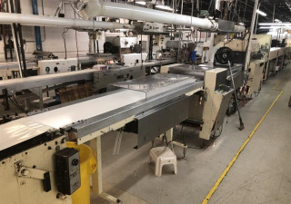 "Smith 16"" Enrobing Line"