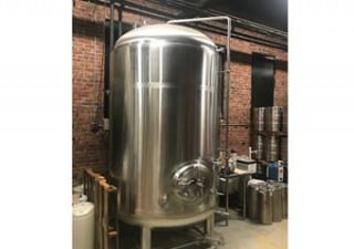 Glacier Jbbt 30 Bbl 4,500 Liter Beer Bright Tank